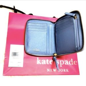 9ceb7df50bdfe kate spade Bags - Kate Spade Darci Wilson Road Bifold Wallet